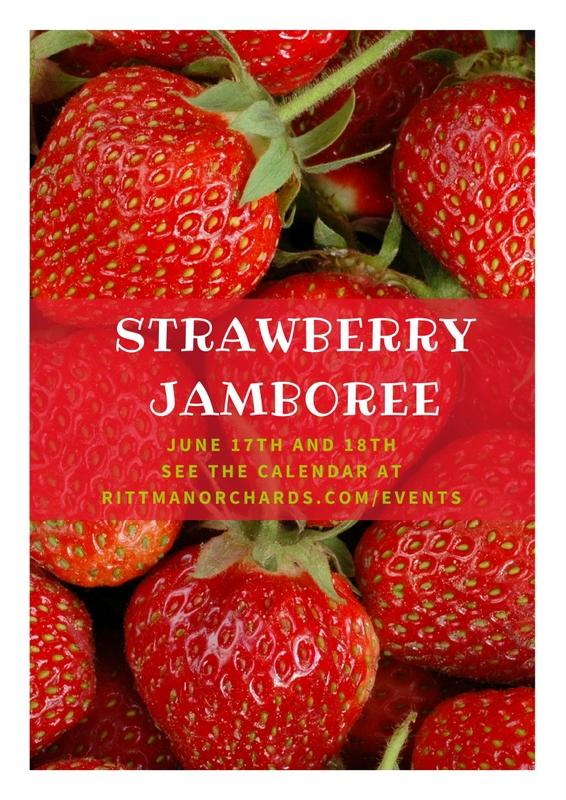 Strawberry Jamboree poster