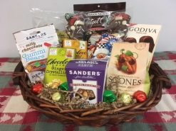 The Chocoholic gift basket