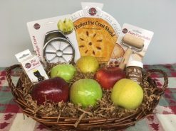 The Apple of My Pie gift basket