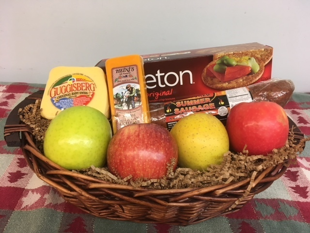Our Classic gift basket
