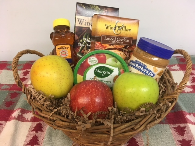 The Little Dipper gift basket