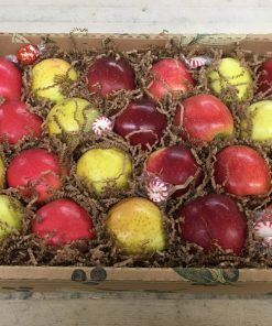 one layer apple gift box
