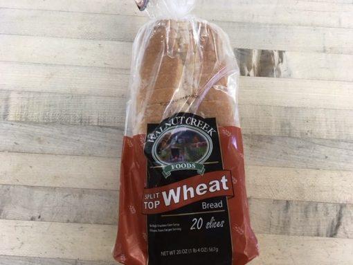 Walnut creek wheat bread